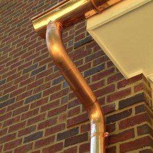 copper gutters verus galvanized